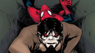 Joe Keatinge introduces Morbius to the Superior Spider-Man