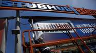 Goodbye Home Depot, hello StubHub.
