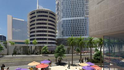 Caltrans waves red flag on Millennium Hollywood project