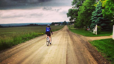 Ulman Cancer Fund cyclists pedal through Ohio [Video]