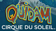 Win tickets to see Cirque Du Soliel Quidam!