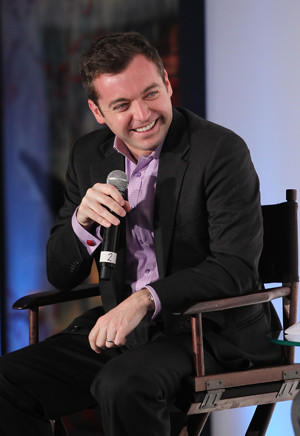 Michael Hastings is shown during an event in Washington, D.C., last year.