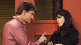 Selma Blair exits 'Anger Management' after Charlie Sheen feud
