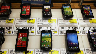 CUB: Paying $1.4B too much for smartphones