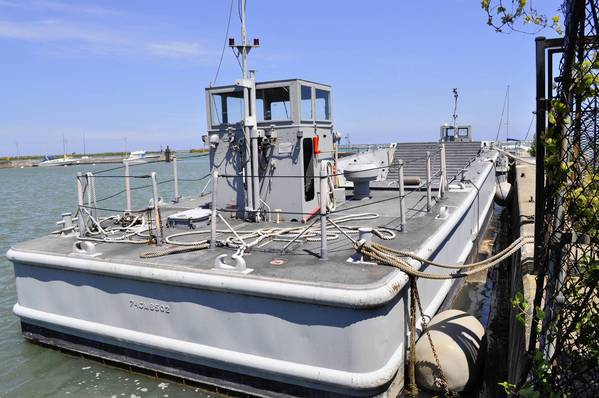 "The auction of the LCM-8s, also known as Mike Boats, began Tuesday morning and runs through 4 p.m. Thursday on govliquidation.com — search for ""Illinois."" Bids started at $25, but had reached $6,000 and $6,150 by Tuesday afternoon."