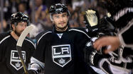 One of the major items on the off-season to-do list for the Kings was accomplished Tuesday when they reached a contract agreement with young star defenseman Slava Voynov.