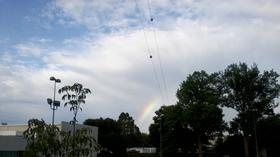 Pictures: Rainbows over the Ozarks (June 18)
