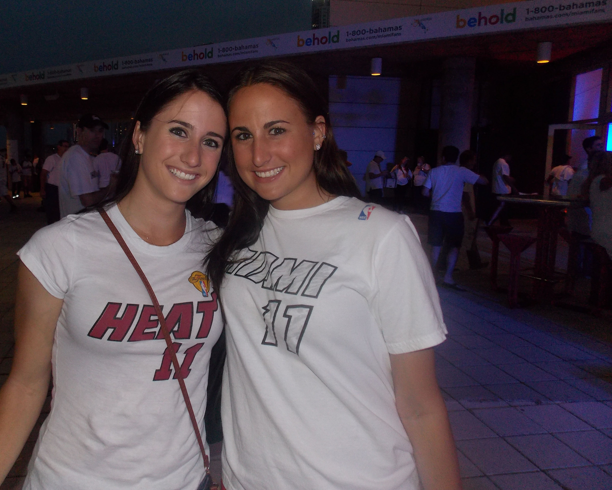 White Hot Heat Fans Game 7 - Game 6