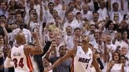 Game 6: Chris Bosh, Ray Allen