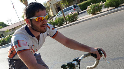 Cyclists ride through Brawley to bring awareness