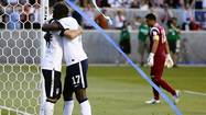 (Reuters) - The United States maintained their push for a 2014 World Cup berth with a third straight victory in the final round of CONCACAF qualifying after Jozy Altidore's late strike saw off a stubborn Honduras 1-0 in Utah on Tuesday.