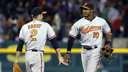 Jones and Hardy homer as Orioles get their first-ever win against Verlander