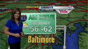 Wednesday's commuter weather forecast [VIDEO]