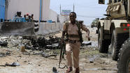 Somali Islamist rebels attack U.N. base, 22 dead