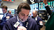 Wall St. flat as Fed statement, Bernanke remarks loom