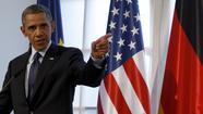 President Obama addresses Afghanistan, Syria and NSA surveillance in Berlin speech