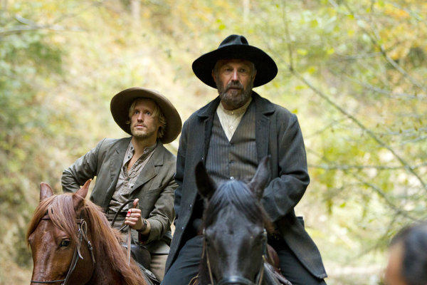 "A scene from ""Hatfields and the McCoys,"" produced by Thinkfactory Media."