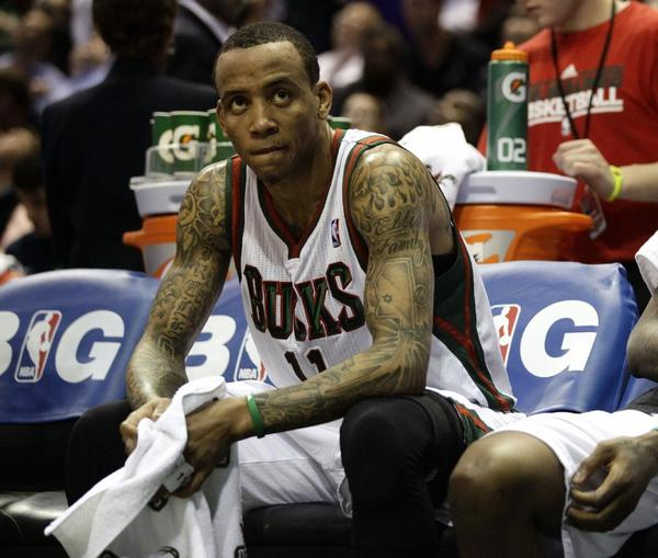 Don't count on players such as Monta Ellis competing for the Lakers next season.