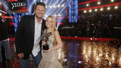 "Blake Wins ""The Voice"" Again!"