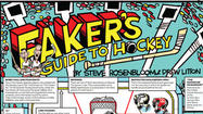 'Faker's Guide to Hockey' reprints available