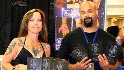One Woman's Choice Expected To Be Talk Of Tattoo Convention
