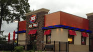 With its flashy, towering sign, vast parking lot, and 48-seat patio, it would be difficult for residents not to notice the newly opened Dairy Queen on Sullivan Avenue.