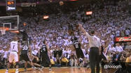 Ray Allen's 3-pointer sends NBA finals to Game 7