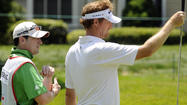 Stephen Petrovic, who had a stem cell transplant last year for acute myeloid leukemia, is the comeback caddie kid.