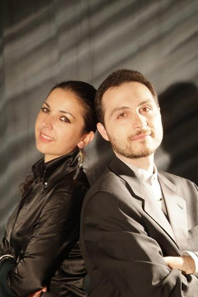 Antonio Pompa-Baldi (right) and his wife, Emanuela Friscioni, will present a free piano recital Saturday, June 22, in Bay View. The concert will feature eight pianists from around the globe who recently completed a week-long piano academy.