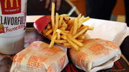 Will McDonald's serve genetically modified fries?