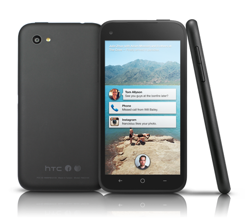 The HTC First, featuring Facebook Home, has been a disappointment.