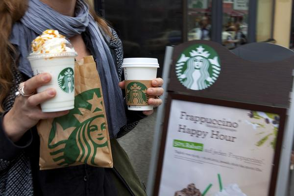 Starbucks has announced it will post calorie counts on menus nationwide.