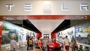 Seat latch problem prompts first Tesla Motors recall