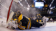 Chicago Blackhawks at Boston Bruins