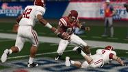 EA Sports releases early demo of NCAA Football 14 video game for Xbox and PS3.
