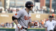 <a>Chris Davis</a> will get a day off from playing first base in this afternoon's series finale against the Tigers, allowing newly added Travis Ishikawa to start.