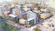 Kamenetz calls $300 million Towson Row a 'transformational' project