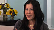 "Lisa Ling says she is ""incredibly proud"" of her report ""God and Gays."" ""If anyone thinks a person can be changed from gay to straight, they need to watch it,"" she says."