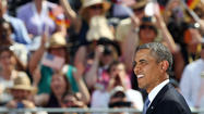 Despite controversies, Obama's job approval holds steady in new poll