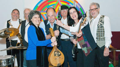 A Concert and Community Picnic at Congregation Beth Shalom Rodfe Zedek