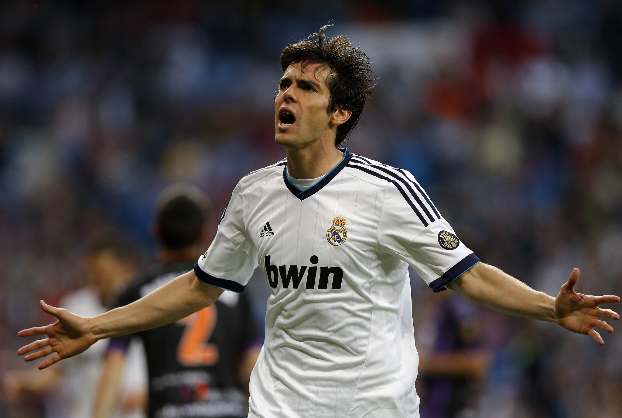 Pictures:  Soccer superstar Ricardo Kaka - Soccer superstar Kaka