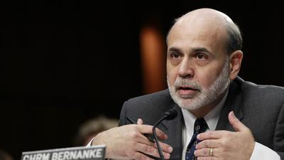 Live blog: Fed Chairman Bernanke's outlook for the economy