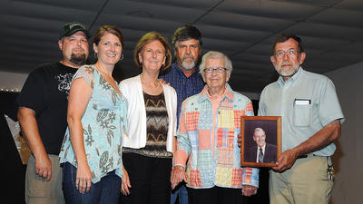 Adams named to Clark County Fair Ag Hall of Fame