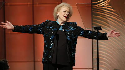 Betty White says Cloris Leachman is a handful