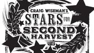 Stars Raise Big Bucks for Second Harvest