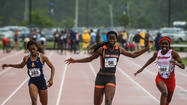 Davis-White named Gatorade Track Athlete of the Year