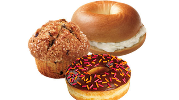 Dunkin' Donuts is set to launch gluten-free options nationwide.
