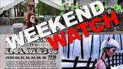 Weekend Watch: Hammers & Lambs, Rum Fest, Caribbean Festival