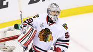 BOSTON -- The player with perhaps the biggest opportunity to make an impact for the Chicago Blackhawks against the Boston Bruins in Game 4 of the Stanley Cup Final said the team must play with desperation.