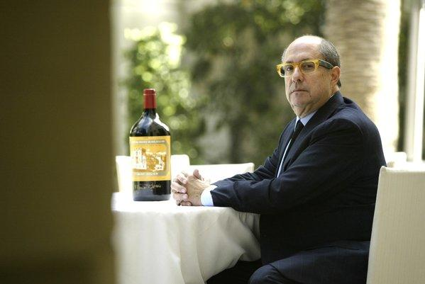 Steve Wallace will be stepping down as owner of the famed Wally's Wine & Spirits.